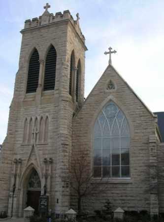 TRINITY CATHEDRAL, CHURCH - Douglas County, Nebraska   CHURCH TRINITY CATHEDRAL - Nebraska Gravestone Photos