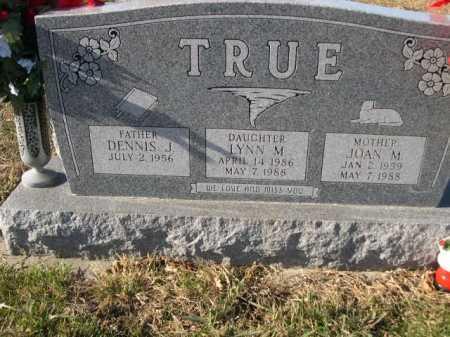TRUE, LYNN M. - Douglas County, Nebraska | LYNN M. TRUE - Nebraska Gravestone Photos