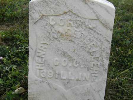 WAGENSELLER, HENRY - Douglas County, Nebraska | HENRY WAGENSELLER - Nebraska Gravestone Photos