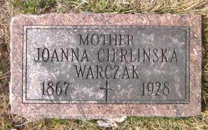 WARCZAK, JOANNA - Douglas County, Nebraska | JOANNA WARCZAK - Nebraska Gravestone Photos