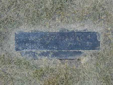 WASSERBURGER, JOSIAH - Douglas County, Nebraska | JOSIAH WASSERBURGER - Nebraska Gravestone Photos