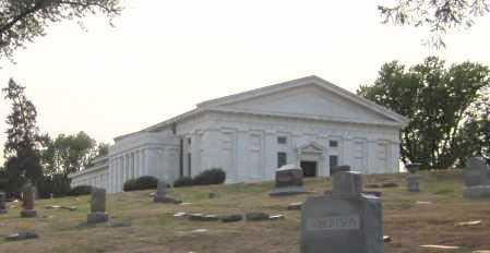 *WESTLAWN-HILLCREST MEMORIAL P, MAUSOLEUM - Douglas County, Nebraska   MAUSOLEUM *WESTLAWN-HILLCREST MEMORIAL P - Nebraska Gravestone Photos
