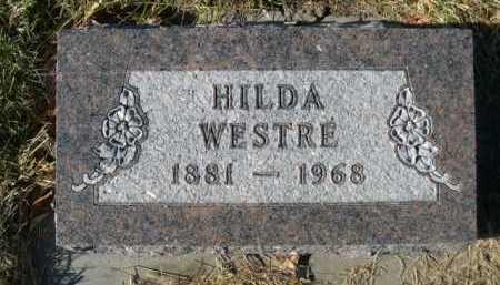 WESTRE, HILDA - Douglas County, Nebraska | HILDA WESTRE - Nebraska Gravestone Photos
