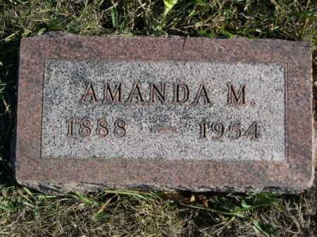 WILDHAGEN, AMANDA M. - Douglas County, Nebraska | AMANDA M. WILDHAGEN - Nebraska Gravestone Photos
