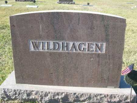 WILDHAGEN, FAMILY - Douglas County, Nebraska | FAMILY WILDHAGEN - Nebraska Gravestone Photos