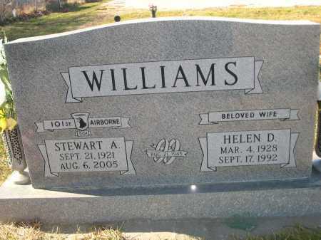 WILLIAMS, HELEN D. - Douglas County, Nebraska | HELEN D. WILLIAMS - Nebraska Gravestone Photos