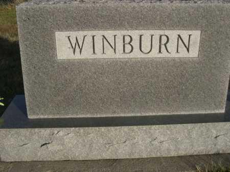 WINBURN, FAMILY - Douglas County, Nebraska | FAMILY WINBURN - Nebraska Gravestone Photos