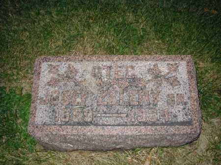 ZELENY, SR., JOSEF - Douglas County, Nebraska | JOSEF ZELENY, SR. - Nebraska Gravestone Photos