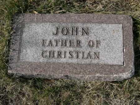 ZIMMERMAN, JOHN - Douglas County, Nebraska | JOHN ZIMMERMAN - Nebraska Gravestone Photos
