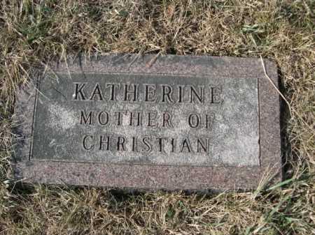 ZIMMERMAN, KATHERINE - Douglas County, Nebraska | KATHERINE ZIMMERMAN - Nebraska Gravestone Photos