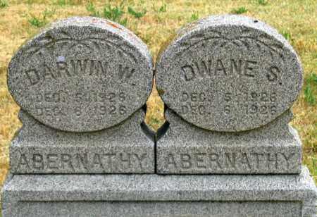 ABERNATHY, DWANE S. - Dundy County, Nebraska | DWANE S. ABERNATHY - Nebraska Gravestone Photos