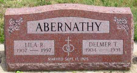 ABERNATHY, DELMER T. - Dundy County, Nebraska | DELMER T. ABERNATHY - Nebraska Gravestone Photos