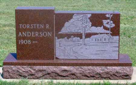 ANDERSON, TORSTEN R. - Dundy County, Nebraska   TORSTEN R. ANDERSON - Nebraska Gravestone Photos