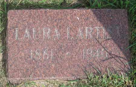 MATHEWS ARTIST, LAURA I. - Dundy County, Nebraska | LAURA I. MATHEWS ARTIST - Nebraska Gravestone Photos