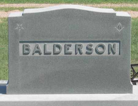 BALDERSON, SINCLAIR FAMILY GRAVE SITE - Dundy County, Nebraska | SINCLAIR FAMILY GRAVE SITE BALDERSON - Nebraska Gravestone Photos