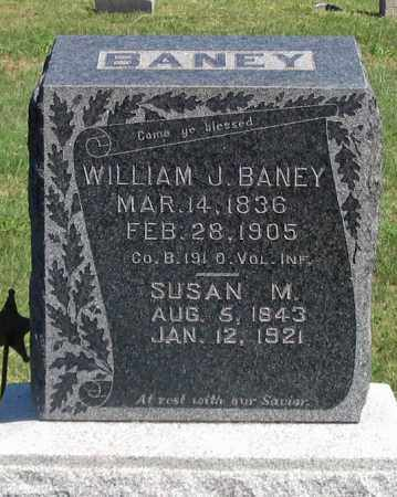 WIMMER BANEY, SUSAN M. - Dundy County, Nebraska | SUSAN M. WIMMER BANEY - Nebraska Gravestone Photos