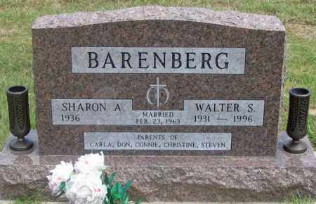 BARENBERG, SHARON A. - Dundy County, Nebraska | SHARON A. BARENBERG - Nebraska Gravestone Photos