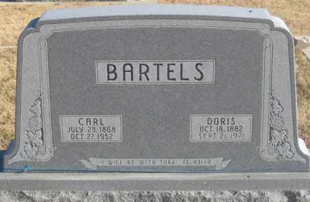 BARTELS, CARL - Dundy County, Nebraska | CARL BARTELS - Nebraska Gravestone Photos