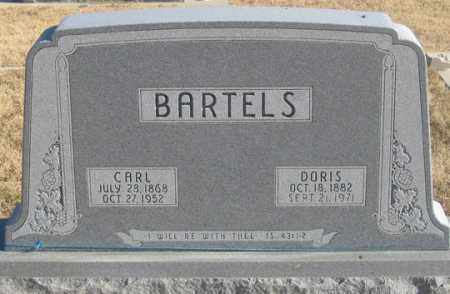 BARTELS, DORIS - Dundy County, Nebraska | DORIS BARTELS - Nebraska Gravestone Photos