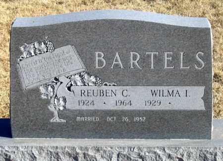 BARTELS, WILMA I. - Dundy County, Nebraska | WILMA I. BARTELS - Nebraska Gravestone Photos