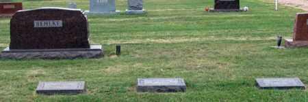 BEHLKE, EDWARD H. FAMILY GRAVE SITE - Dundy County, Nebraska | EDWARD H. FAMILY GRAVE SITE BEHLKE - Nebraska Gravestone Photos