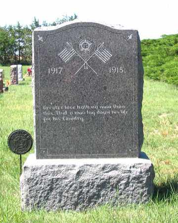 *BENKELMAN CEMETERY, TOMB OF THE UNKNOWN - Dundy County, Nebraska | TOMB OF THE UNKNOWN *BENKELMAN CEMETERY - Nebraska Gravestone Photos