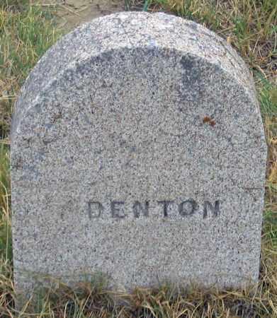 BENTON, UNK - Dundy County, Nebraska | UNK BENTON - Nebraska Gravestone Photos