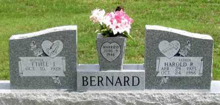 BERNARD, HAROLD R. - Dundy County, Nebraska | HAROLD R. BERNARD - Nebraska Gravestone Photos