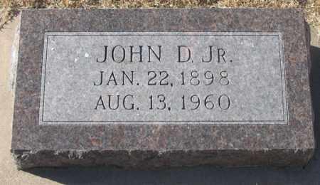 BISCHOFF, JOHN E., JR. - Dundy County, Nebraska   JOHN E., JR. BISCHOFF - Nebraska Gravestone Photos