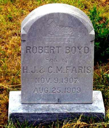 BOYD, ROBERT - Dundy County, Nebraska | ROBERT BOYD - Nebraska Gravestone Photos
