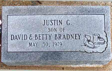 BRADNEY, JUSTIN G. - Dundy County, Nebraska | JUSTIN G. BRADNEY - Nebraska Gravestone Photos
