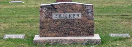 BRICKER, GEORGE FAMILY GRAVE SITE - Dundy County, Nebraska | GEORGE FAMILY GRAVE SITE BRICKER - Nebraska Gravestone Photos