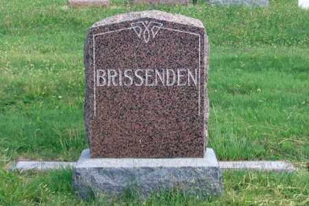 BRISSENDEN, JAMES H. FAMILY GRAVE SITE - Dundy County, Nebraska | JAMES H. FAMILY GRAVE SITE BRISSENDEN - Nebraska Gravestone Photos