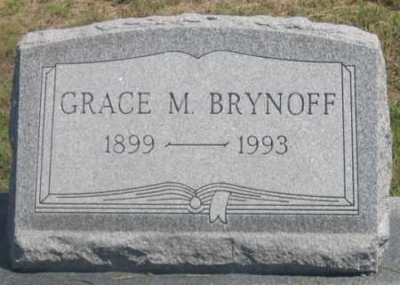 COCHRAN BRYNOFF, GRACE M. - Dundy County, Nebraska | GRACE M. COCHRAN BRYNOFF - Nebraska Gravestone Photos