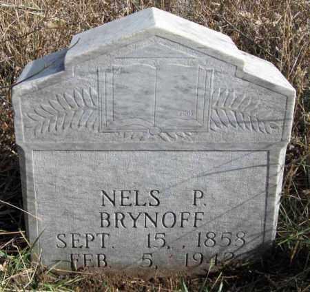 BRYNOFF, NELS P. - Dundy County, Nebraska | NELS P. BRYNOFF - Nebraska Gravestone Photos