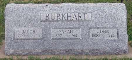 BURKHART, JOHN - Dundy County, Nebraska   JOHN BURKHART - Nebraska Gravestone Photos