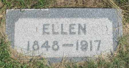 BURK BURNS, ELLEN - Dundy County, Nebraska | ELLEN BURK BURNS - Nebraska Gravestone Photos