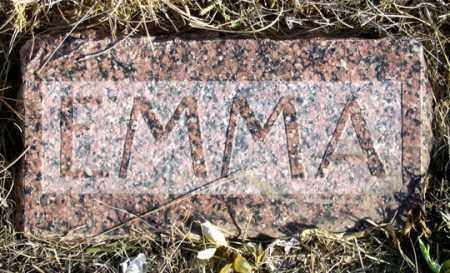 CARPENTER, EMMA - Dundy County, Nebraska | EMMA CARPENTER - Nebraska Gravestone Photos