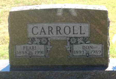 HERRING-RICKERSON CARROLL, PEARL - Dundy County, Nebraska   PEARL HERRING-RICKERSON CARROLL - Nebraska Gravestone Photos