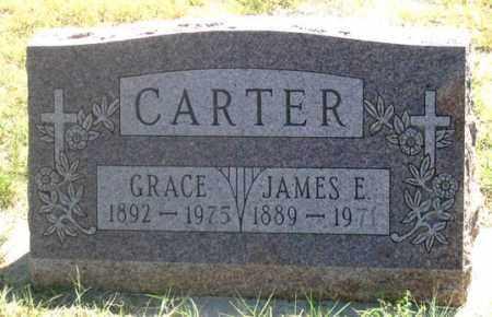 CARTER, GRACE AUGUSTA - Dundy County, Nebraska | GRACE AUGUSTA CARTER - Nebraska Gravestone Photos