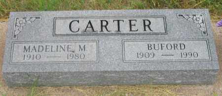 CARLOCK CARTER, MADELINE M. - Dundy County, Nebraska | MADELINE M. CARLOCK CARTER - Nebraska Gravestone Photos