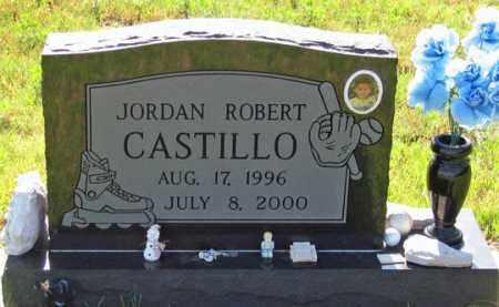 CASTILLO, JORDAN ROBERT - Dundy County, Nebraska | JORDAN ROBERT CASTILLO - Nebraska Gravestone Photos
