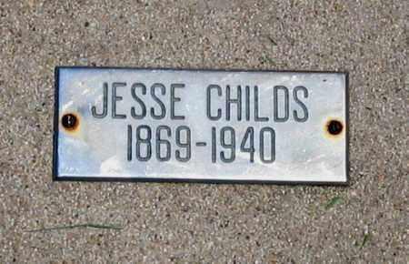 CHILDS, JESSE - Dundy County, Nebraska | JESSE CHILDS - Nebraska Gravestone Photos