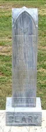 CLARK, CHARLIE M. - Dundy County, Nebraska | CHARLIE M. CLARK - Nebraska Gravestone Photos