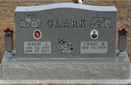 CLARK, CRAIG D. - Dundy County, Nebraska | CRAIG D. CLARK - Nebraska Gravestone Photos