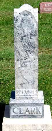 CLARK, HANNAH G. - Dundy County, Nebraska   HANNAH G. CLARK - Nebraska Gravestone Photos