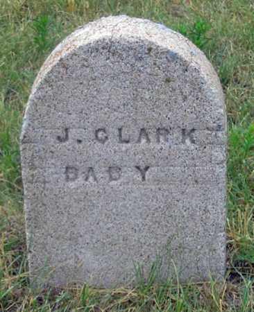 CLARK, JIMMIE ? - Dundy County, Nebraska | JIMMIE ? CLARK - Nebraska Gravestone Photos