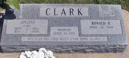 CLARK, RONALD R. - Dundy County, Nebraska | RONALD R. CLARK - Nebraska Gravestone Photos