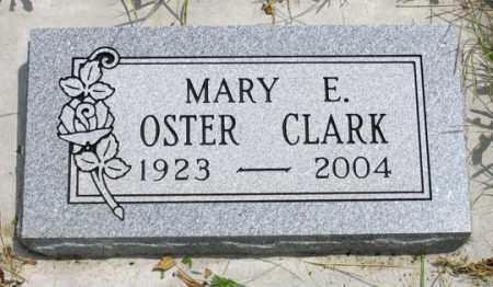 CLARK, MARY E. - Dundy County, Nebraska | MARY E. CLARK - Nebraska Gravestone Photos