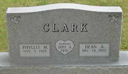 CLARK, PHYLLIS M. - Dundy County, Nebraska | PHYLLIS M. CLARK - Nebraska Gravestone Photos